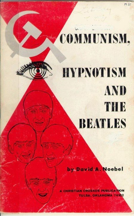 Communism, Hypnotism and the Beatles book cover